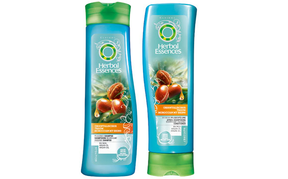 Herbal Essences Orientalischer Traum / Procter & Gamble Germany