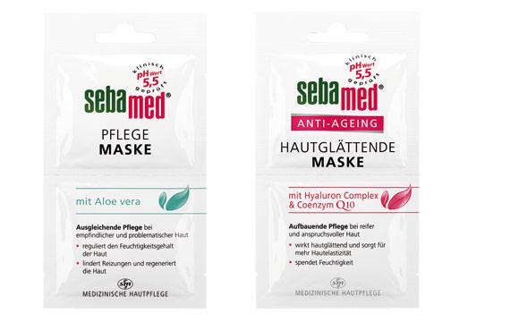 Sebamed Gesichtsmasken / Sebapharma