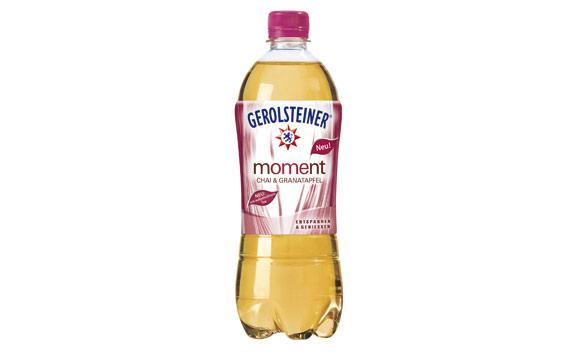 Gerolsteiner Moment Chai & Granatapfel / Gerolsteiner Brunnen