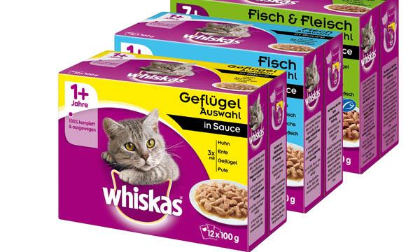 Whiskas Portionsbeutel Multipack / Mars Petcare