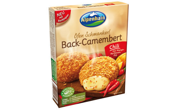 Back-Camembert Chili / Alpenhain