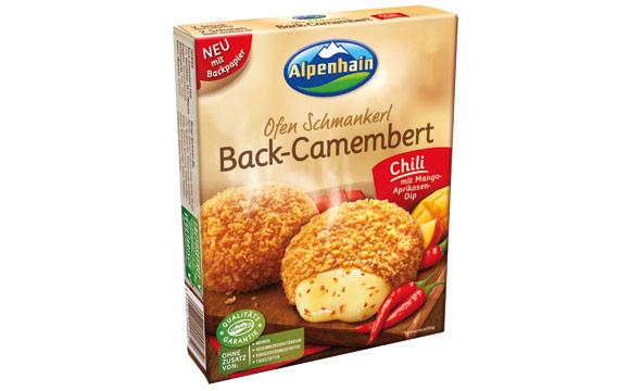 Back-Camembert Chili / Alpenhain