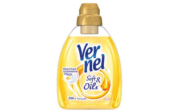 Vernel Soft & Oils / Henkel