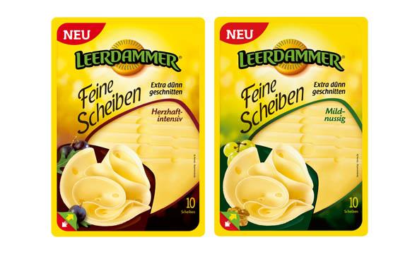 Leerdammer Feine Scheiben / Bel Deutschland