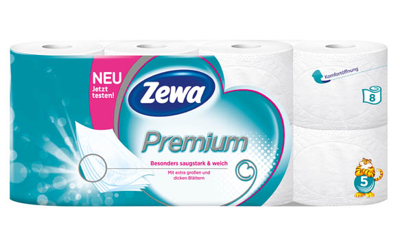 Zewa Premium / SCA Hygiene Products