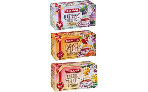 Teekanne Sweeteas / Teekanne