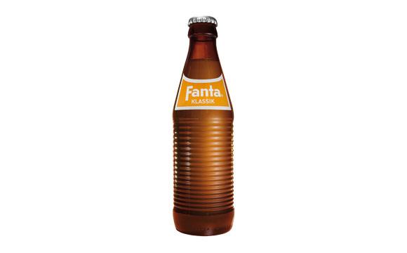 Alkoholfreie Getränke - Silber: Fanta Klassik / Coca-Cola