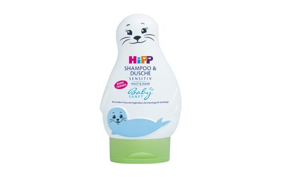 Hipp Babysanft Shampoo & Dusche / Hipp