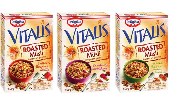 Dr. Oetker Vitalis Roasted / Dr. August Oetker Nahrungsmittel