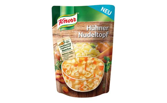 Knorr Eintöpfe im Aromapack / Unilever Deutschland
