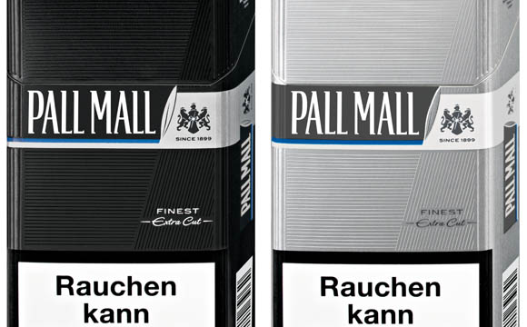 Pall Mall Extra Cut / British American Tobacco