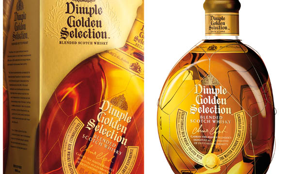 Spirituosen - Bronze: Dimple Golden Selection / Diageo Germany