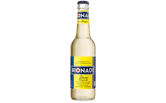 Bionade Zitrone-Bergamotte / Bionade