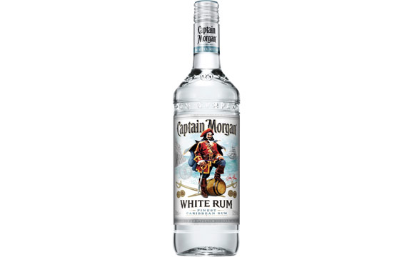 Captain Morgan White Rum / Diageo Germany