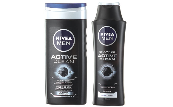 Nivea Men Active Clean / Beiersdorf