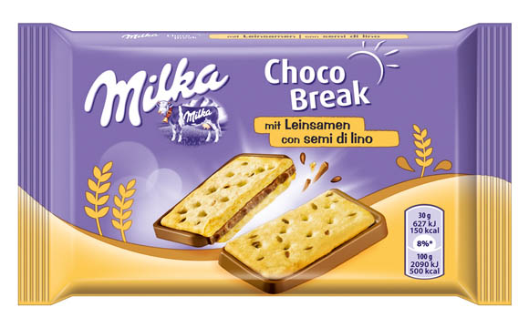 Milka Choco Break / Mondelez Deutschland Services