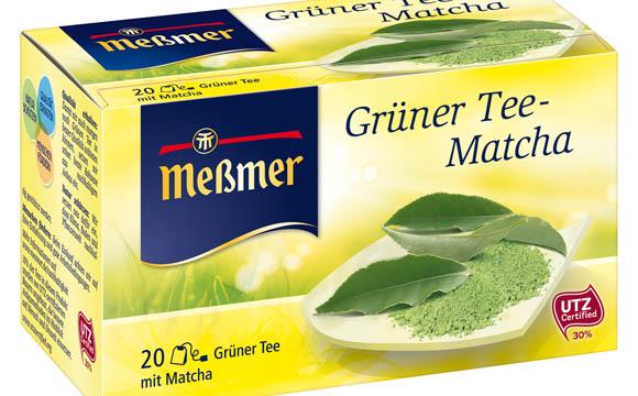 Meßmer Grüner Tee - Matcha / Ostfriesische Tee Gesellschaft