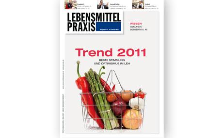 Ausgabe 01 vom 14. Januar 2011: Trend 2011
