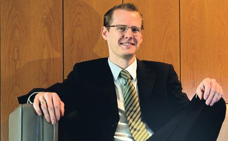 Nils Nöppert - Handelsgruppe Dohle: Der HIT-Mann