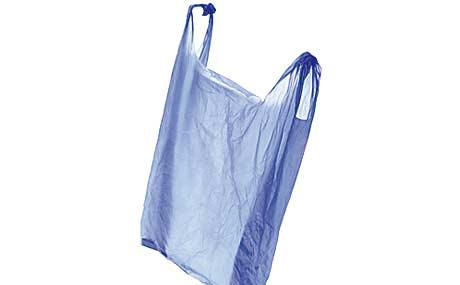 Führt in Dänemark Pfand auf Plastiktüten ein