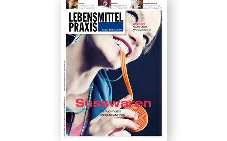 Ausgabe 02 vom 28. Januar 2011: Süsswaren