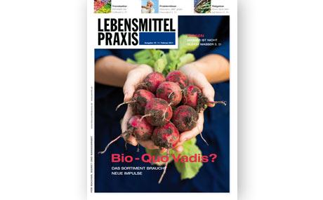 Ausgabe 03 vom 11. Februar 2011: Bio - Quo Vadis