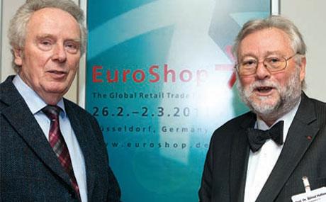 Interview - W. Vieth und Prof. Dr. B. Hallier: Fachkompetenz gefragt