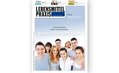 Ausgabe 06 vom 25. März 2011: Next Generation