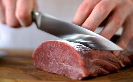 Schwein stabil, Rind und Lamm erheblich teurer