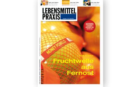 Ausgabe 07 vom 8. April 2011: Fruchtwelle aus Fernost