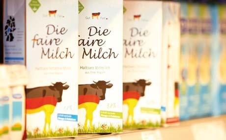 """""""Die faire Milch"""" ist fair"""