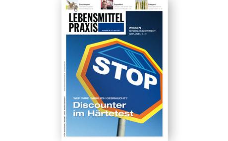Ausgabe 08 vom 21. April 2011:Discounter im Härtetest