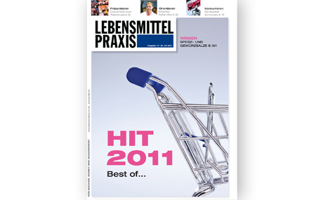 Ausgabe 13 vom 8. Juli 2011: HIT 2011 - Best of...