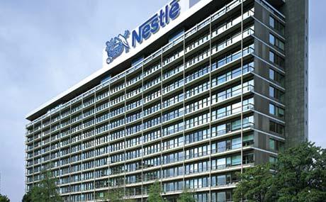 Nestlé weiterhin an der Spitze