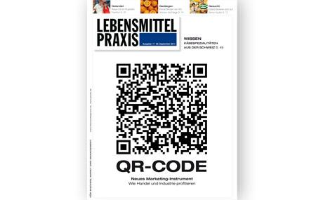 Ausgabe 17 vom 9. September 2011: QR-Code