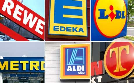 Lebensmittelhandel: Edeka umsatzstärkstes Unternehmen
