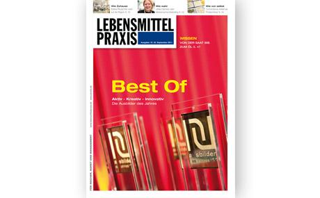 Ausgabe 18 vom 23. September 2011: Zukunftssicherung