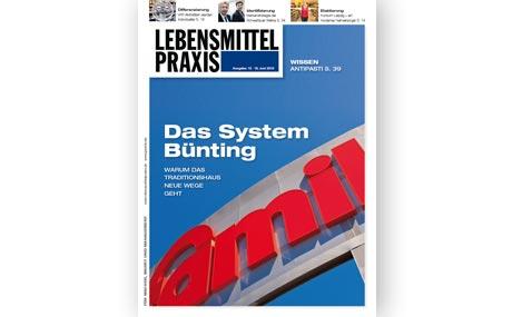AUSGABE 12/2010 vom 18. Juni 2010: Das System Bünting
