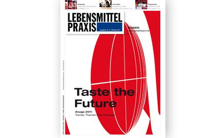 Ausgabe 20 vom 21. Oktober 2011: Taste the Future