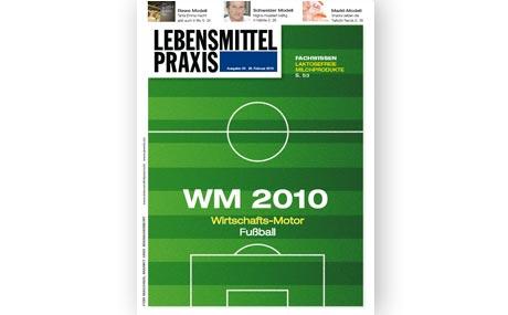 Ausgabe 04/2010 vom 26. Februar 2010: WM 2010 Wirtschafts-Motor Fussball