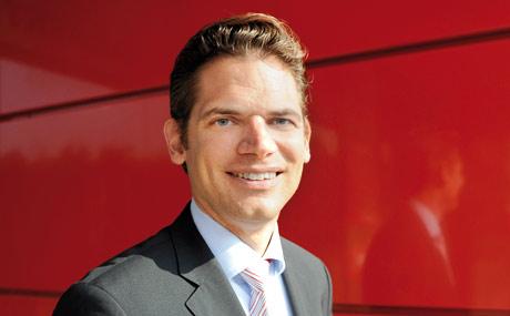 Henrik Haenecke: Der Unterstützer