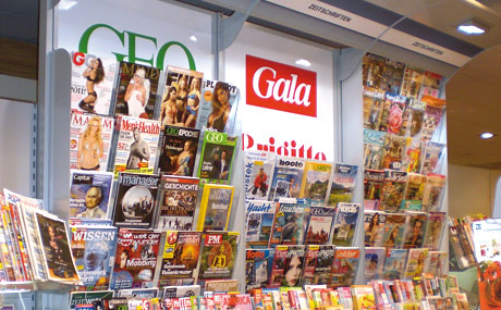 Das elektronische Zeitschriftenregal