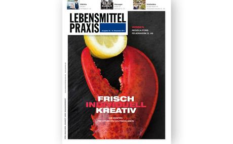 Ausgabe 24 vom 16. Dezember 2011: Frisch, individuell, kreativ