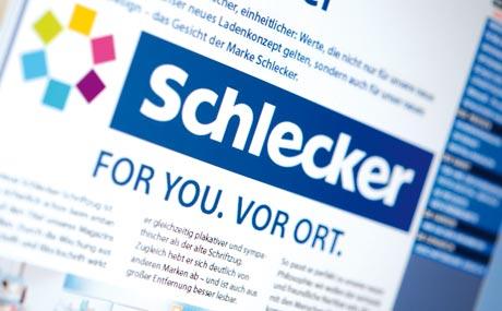 Schlecker: Plan-Insolvenz
