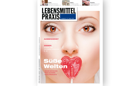 Ausgabe 02 vom 27. Januar 2012: Süße Welten