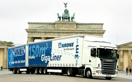 Giga-Liner: Neue Dimension