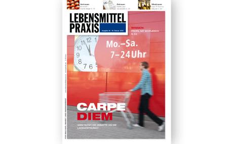 Ausgabe 03 vom 10. Februar 2012: Carpe diem