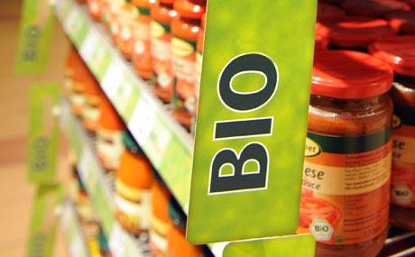 Bio-Produkte: Deutliches Wachstum