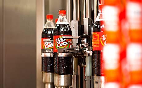 Vita Cola: Behauptet sich