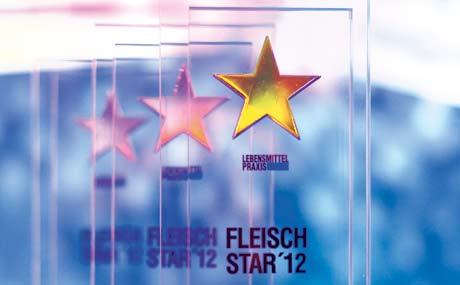 Fleisch-Star 2012:Die Preisträger